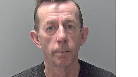 Robin Croft, who has been jailed for 12 years Picture: Suffolk Police