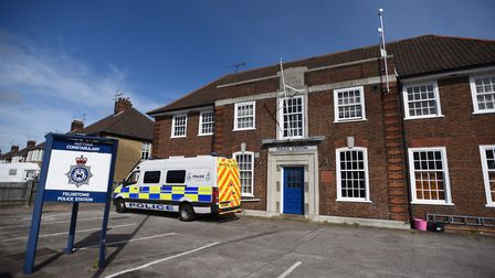 Felixstowe Police Station is set to be turned into homes Picture: GREGG BROWN