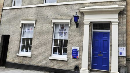 The police station in Museum Street, Ipswich is set to be the next station to close Picture: LUCY TA