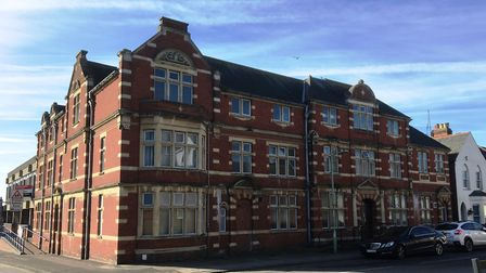 The former police station and magistrates court in Newmarket was up for sale Picture: BARKER STOREY