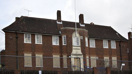 Woodbridge Police station was sold for over � 1 million Picture: RUTH LEACH