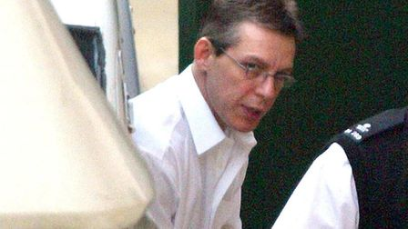 A photograph of Jeremy Bamber in 2002 Picture: Michael Stephens/PA