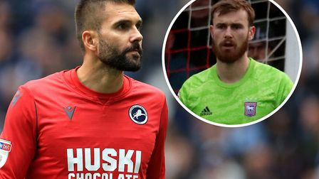Ipswich Town can no longer recall Bartosz Bialkowski from his loan at Millwall, but Will Norris coul