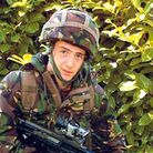 Private Robert Hayes died in Afghanistan in 2010 Picture: MINISTRY OF DEFENCE