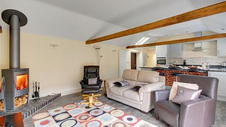 The Stables in Ufford is a luxurious gold star rated countryside retreat and recently refurbished. P