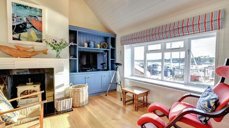 The Harbour Master�s House in Woodbridge sits right beside the Suffolk waterways and boasts the most