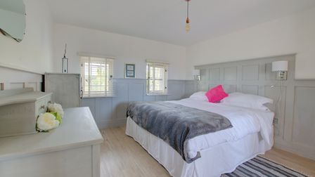 Woodbridge at Butley Mill is a reformed watermill nestled in the riverside and is perfect for pet ow
