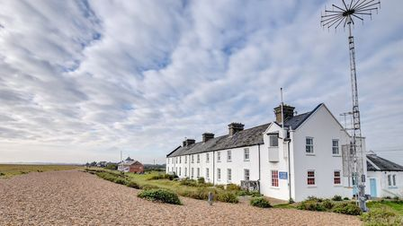 6 Coastguard Cottages at Shingle Street embodies what most of us treasure - peace, tranquillity and