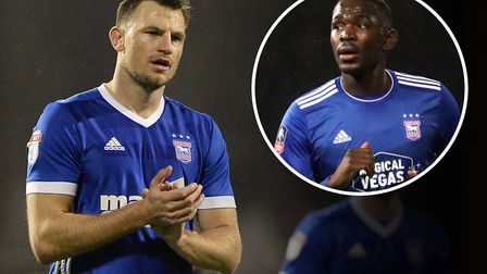 Paul Lambert admitted Toto Nsiala could leave Ipswich Town on loan but ruled out signing Tommy Smith