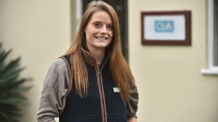 Cath Crowther the new CLA East Director Byline: Sonya Duncan Copyright: Archant 2019