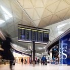 The departure lounge at Stansted Airport - which could be a lot busier if extension plans are approv