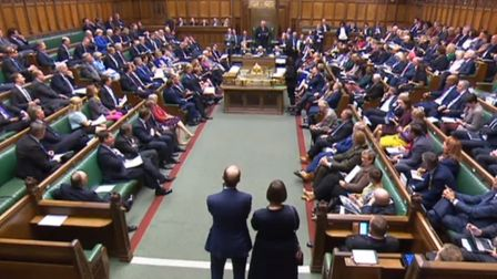 MPs are back in the House of Commons - but what will East Anglia get now from the government? Pictur