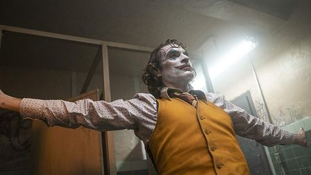 Joaquin Phoenix in Joker which leads the BAFTA pack with 11 nominations Picture: WARNER BROS. PICTU