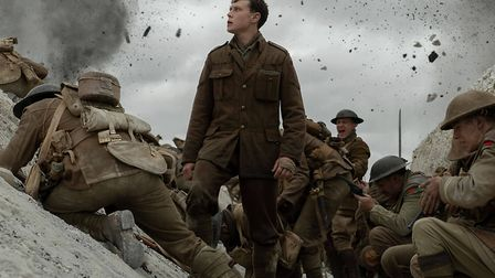 George MacKay in 1917, Sam Mendes World War One drama based on family stories Picture: FRANCOIS DUHA