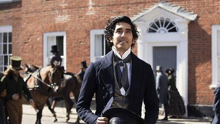Dev Patel in The Personal History of David Copperfield which is not up for any mahor BAFTAs despite
