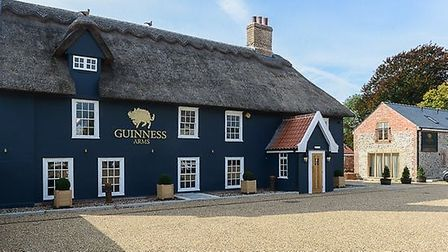 The Guinness Arms in Icklingham