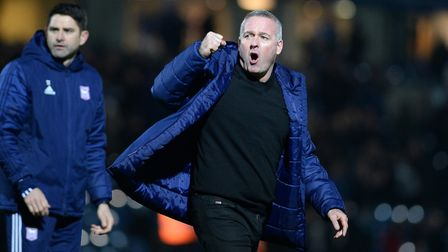 Paul Lambert extended his Ipswich Town contract until 2025 prior to the New Year's Day draw at Wycom