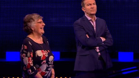 Susan Kathleen appeared on The Chase on ITV last night. Picture: ITV