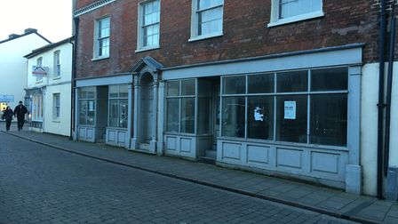 There is an abundance of empty units in North Street, but businesses are also opening up there Pictu