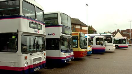 First Buses in Ipswich have seen cuts to their services leaving many residents in the region unable