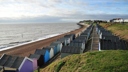 Suffolk and its many attractions, including old Felixstowe beach, was ranked among the most family f