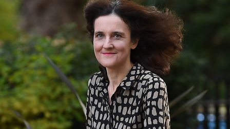 Environment secretary Theresa Villiers has sought to reassure farmers over post-Brexit trade concern