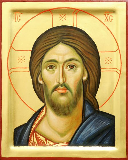 A hand-painted picture of Jesus Christ also features on the list Picture: GETTY IMAGES/ISTOCKPHOTO/H
