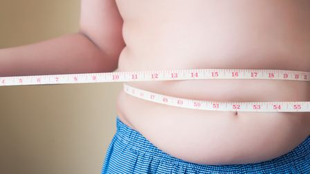 In Suffolk, one-in-five children aged 4-5 are classed as obese Picture: Getty Images/iStockphoto