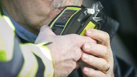 """Suffolk police chief constable Steve Jupp has caught those caught drink-driving """"reckless"""" Picture:"""