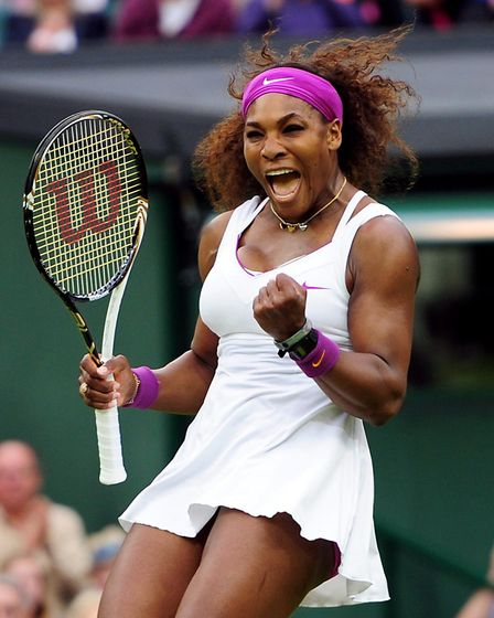Serena Williams is 38-years-old - but Nino Severino believes she is far from finished. Picture: PA S