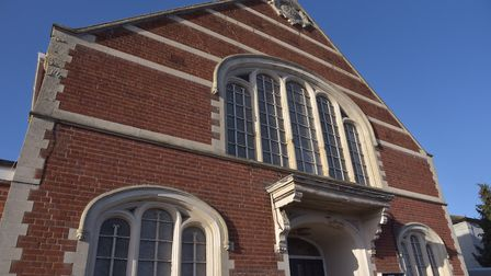 The Rifle Hall will host a future museum exhibition if it remains open Picture: SONYA DUNCAN