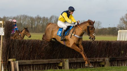 Net D�Ecosse in action at Cottenham at their December meeting. Picture: GRAHAM BISHOP PHOTOGRAPHY