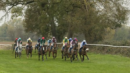 Racing goes at Cottenham on Saturday. Picture: GRAHAM BISHOP PHOTOGRAPHY