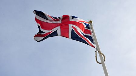 Suffolk councils will not be flying the flag to mark the Duke of York's 60th birthday. Picture: SAR