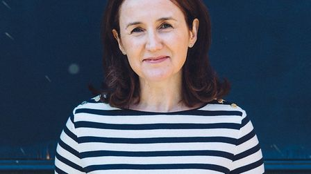 Ann-Marie Howells day job is with West Suffolk Council, in planning policy Picture: USBORNE