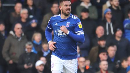 Luke Chambers sasy Ipswich Town 'let themselves down' in last weekend's 4-1 home loss to Peterboroug