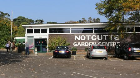 The Notcutts branch in Woodbridge has confirmed it is introducing car parking restrictions Picture: