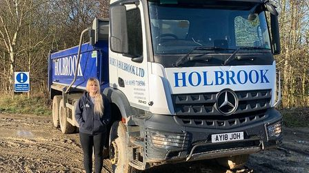 Lorry driver Emma Fulcher was followed by councillor Victor Lukaniuk, according to reports. Picture: