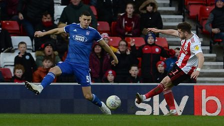 James Wilson closes down at Sunderland Picture Pagepix