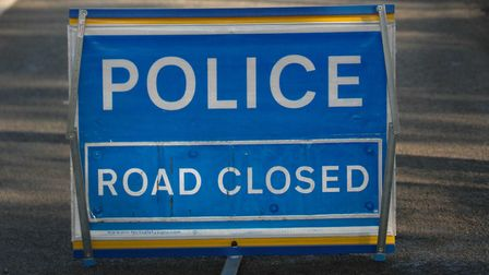Police were called to a crash in Old Newton near Stowmarket (file photo) Picture: ARCHANT