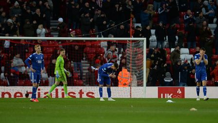 Ipswich concede at Sunderland Picture Pagepix