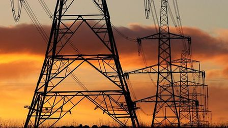 Power cuts have been reported in Suffolk (file photo) Picture: ANDREW MILLIGAN/PA WIRE
