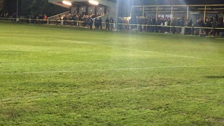 The deal should help safeguard the club and facilities at Greens Meadow. Picture: CARL MARSTON