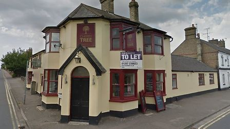The fight took place at the Cherry Tree pub in Newmarket. Picture: GOOGLE MAPS