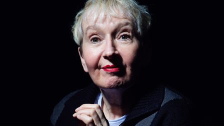 Su Pollard as Birdie in a new play, Harpy, which is being staged at the Theatre Royal, Bury St Edmun