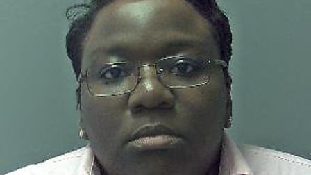 Tavia Jeffrey, who has been jailed for a year Picture: SUFFOLK CONSTABULARY