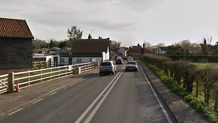 The A12 through Farnham is affected Picture: GOOGLE MAPS