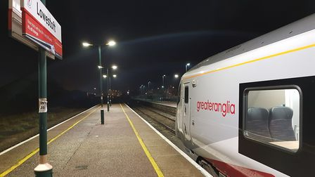 The new trains go into service on the East Suffolk Line on Monday, December 2. Picture: GREATER ANGL