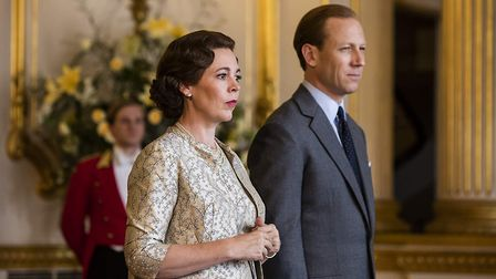 The Crown returned to Suffolk to shoot more scenes for series three. Picture: NETFLIX/IMDB