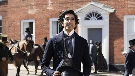 Dev Patel in The Personal History of David Copperfield which is being previewed at the Abbeygate Cin